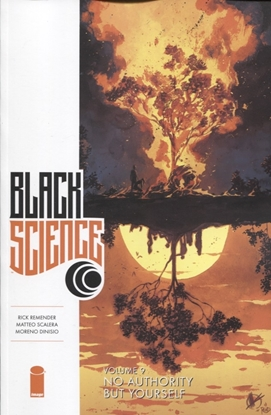Picture of BLACK SCIENCE TPB VOL 9 NO AUTHORITY BUT YOURSELF (MR)