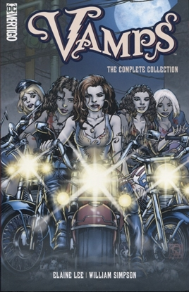 Picture of VAMPS THE COMPLETE COLLECTION TP (MR)