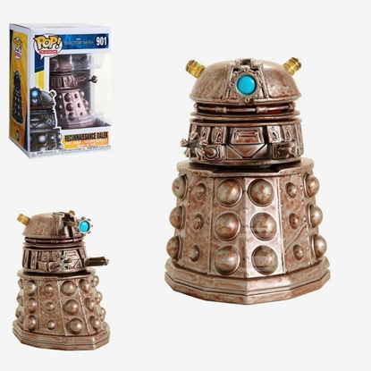 Picture of FUNKO POP TV BBC DOCTOR WHO RECONNAISSANCE DALEK #901 NEW VINYL FIGURE