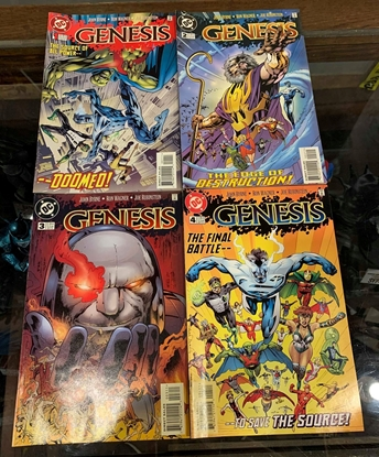 Picture of GENESIS (1997) #1-4 SET VF