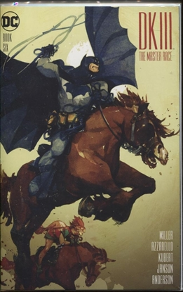 Picture of DARK KNIGHT III MASTER RACE #6 (OF 8) 1:50 TOCCHINI VARIANT