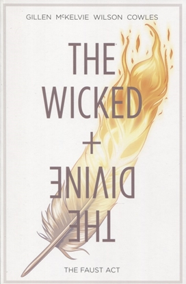 Picture of WICKED & DIVINE TP VOL 01 THE FAUST ACT (MR)