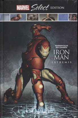 Picture of IRON MAN EXTREMIS MARVEL SELECT HC