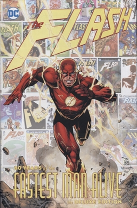 Picture of FLASH 80 YEARS OF THE FASTEST MAN ALIVE HC