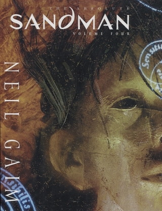 Picture of ABSOLUTE SANDMAN HC VOL 04