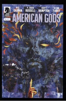 Picture of NEIL GAIMAN AMERICAN GODS SHADOWS (2017) #8 MACK CVR
