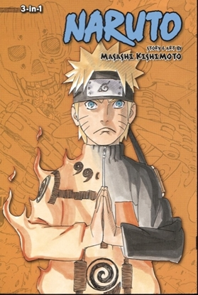 Picture of NARUTO 3IN1 TP VOL 20