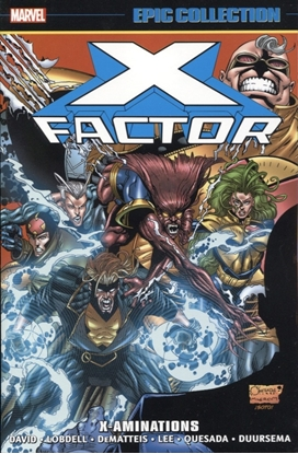 Picture of X-FACTOR EPIC COLLECTION TP X-AMINATIONS