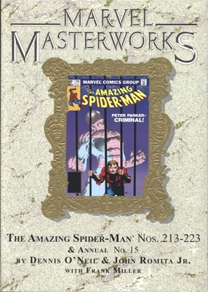 Picture of MMW AMAZING SPIDER-MAN HC VOL 21 DM VAR ED 283