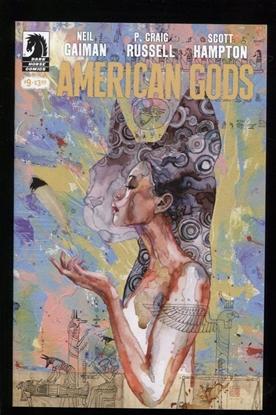 Picture of NEIL GAIMAN AMERICAN GODS SHADOWS (2017) #9 VAR (MR)