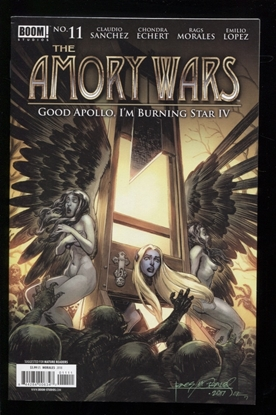 Picture of AMORY WARS GOOD APOLLO (2017) #11 (OF 12) (MR)