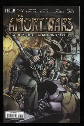 Picture of AMORY WARS GOOD APOLLO (2017) #7 (OF 12) (MR)