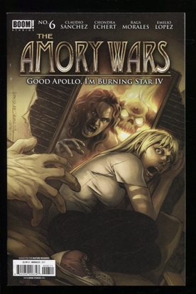 Picture of AMORY WARS GOOD APOLLO (2017) #6 (OF 12) (MR)
