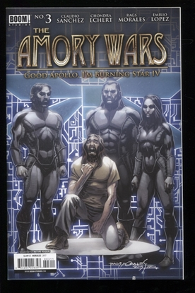 Picture of AMORY WARS GOOD APOLLO (2017) #3 (OF 12) (MR)