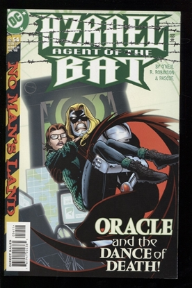 Picture of AZRAEL (1995) #54 9.4 NM