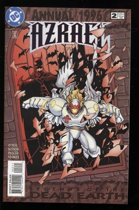 Picture of AZRAEL (1995) ANNUAL #2 9.6 NM+