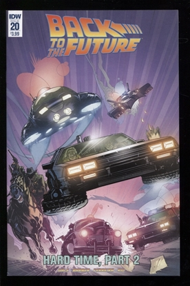 Picture of BACK TO THE FUTURE (2015) #20 NM