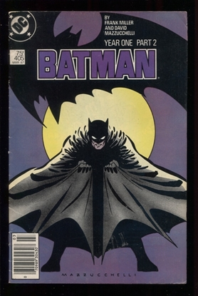 Picture of BATMAN (1940) #405 6.0 FN