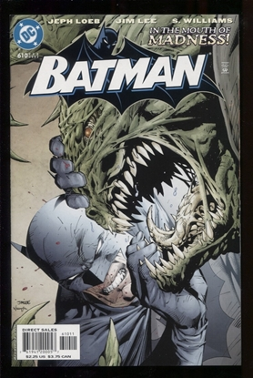 Picture of BATMAN (1940) #610 9.6 NM+