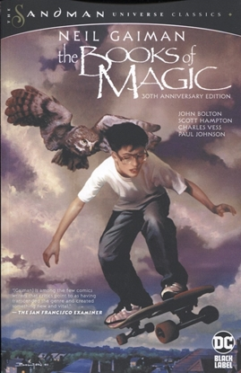 Picture of BOOKS OF MAGIC NEW EDITION TP