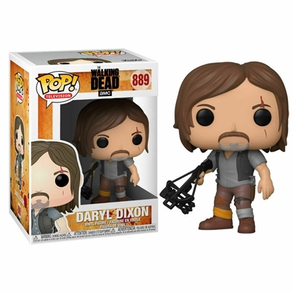 Picture of FUNKO POP TV THE WALKING DEAD AMC DARYL DIXON #889 NEW VINYL FIGURE
