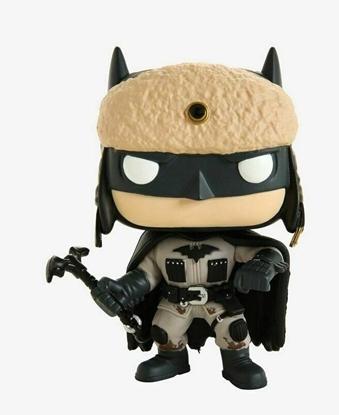 Picture of FUNKO POP DC HEROES BATMAN 80TH ANNIVERSARY BATMAN RED SON #289 NEW VINYL FIGURE
