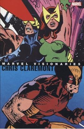Picture of MARVEL VISIONARIES TP CHRIS CLAREMONT