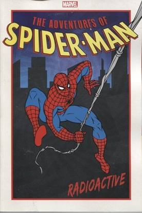 Picture of ADVENTURES OF SPIDER-MAN GN TP RADIOACTIVE