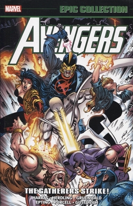 Picture of AVENGERS EPIC COLLECTION TP GATHERERS STRIKE