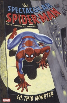 Picture of SPECTACULAR SPIDER-MAN TP LO THIS MONSTER