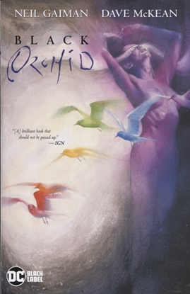 Picture of BLACK ORCHID TP NEW EDITION (MR)