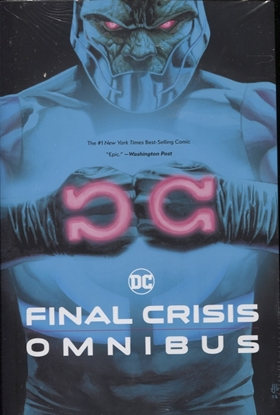 Picture of FINAL CRISIS OMNIBUS HC NEW EDITION