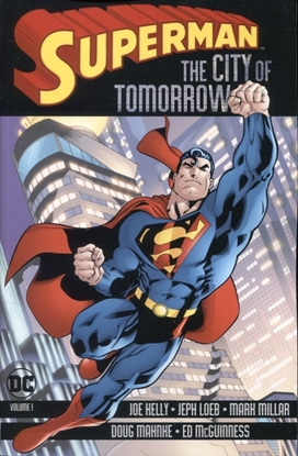 Picture of SUPERMAN THE CITY OF TOMORROW TP VOL 01