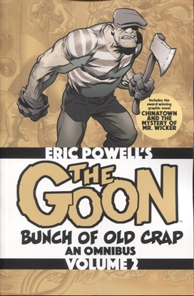 Picture of GOON BUNCH OF OLD CRAP TP VOL 02 AN OMNIBUS