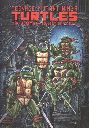 Picture of TMNT ULTIMATE COLL TP VOL 04