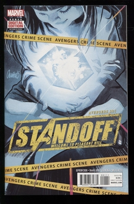 Picture of AVENGERS STANDOFF WELCOME PLEASANT HILL (2016) #1