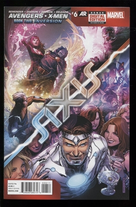 Picture of AVENGERS AND X-MEN AXIS (2014) #6 (OF 9)
