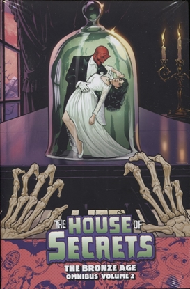 Picture of HOUSE OF SECRETS THE BRONZE AGE OMNIBUS HC VOL 02
