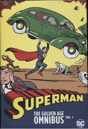Picture of SUPERMAN THE GOLDEN AGE OMNIBUS HC VOL 01 NEW ED