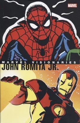 Picture of MARVEL VISIONARIES TP JOHN ROMITA JR