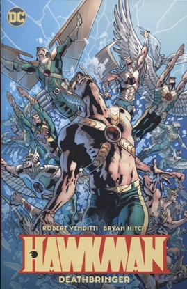 Picture of HAWKMAN TP VOL 02 DEATHBRINGER