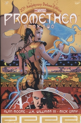 Picture of PROMETHEA THE DELUXE EDITION HC VOL 2