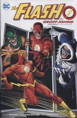 Picture of FLASH OMNIBUS BY GEOFF JOHNS HC VOL 1 NEW EDITION
