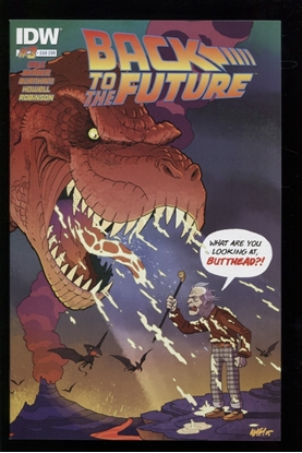Picture of BACK TO THE FUTURE (2015) #3 SUB CVR