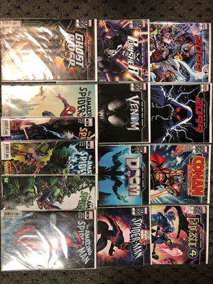 Picture of 2099 9-PART SET + AMAZING SPIDER-MAN 32-36
