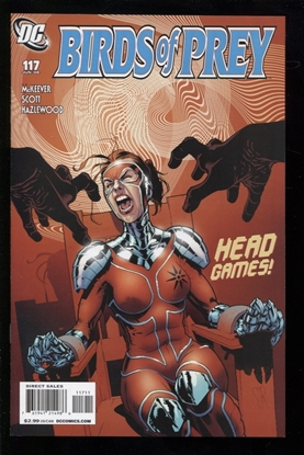 Picture of BIRDS OF PREY (1999) #117 9.4 NM