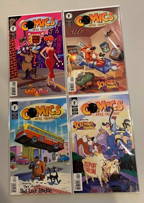Picture of COMICS AND STORIES (1996)  #1 -4 SET VF/NM