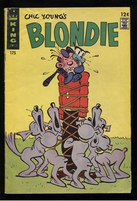 Picture of BLONDIE (1947) #175 4.0 VG