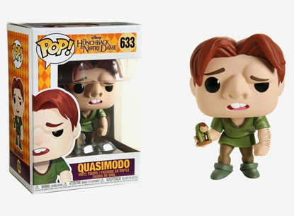 Picture of FUNKO POP DISNEY THE HUNCHBACK OF NOTRE DAME QUASIMODO #633 NEW