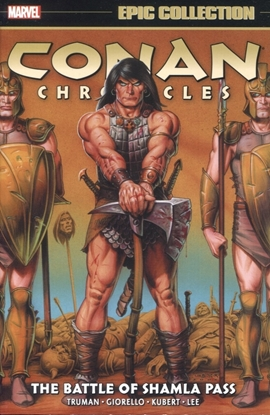 Picture of CONAN CHRONICLES EPIC COLLECTION TP BATTLE SHAMLA PASS